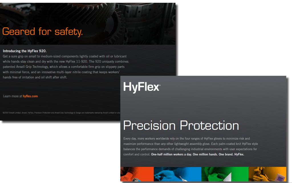 Ansell/Hyflex